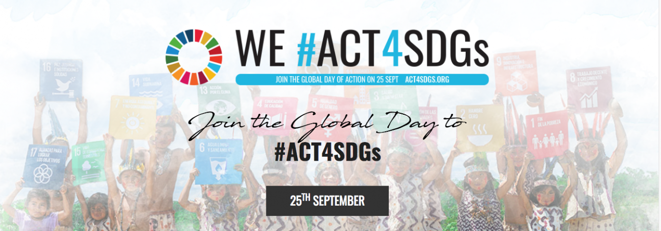 Global Day of Action 25 September 2018