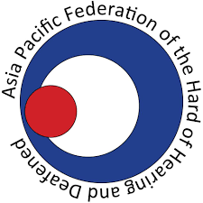 APFHD Newsletter [Asia-Pacific Federation of the HoH & Deafened]