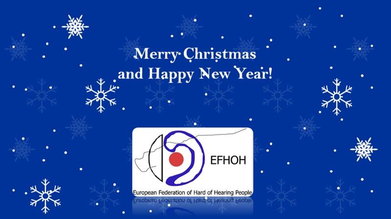 EFHOH Newsletter Fall/Winter Edition 2019