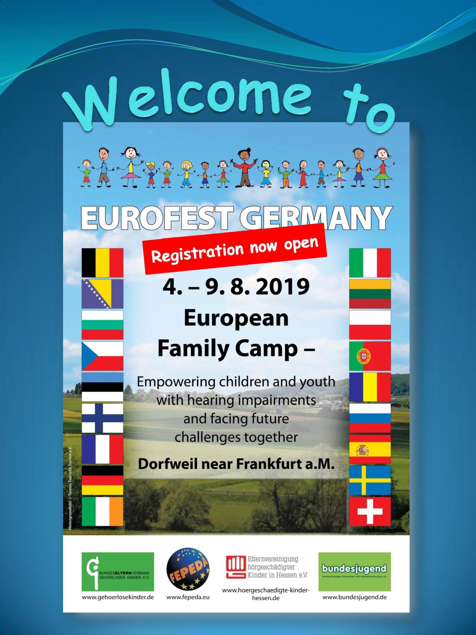 FEPEDA | Eurofest Germany 2020